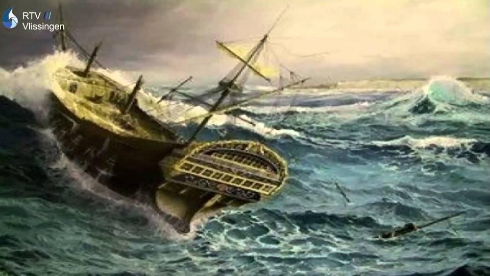 Berging VOC-schip De Rooswijk