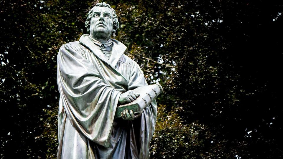 Een hedendaagse kijk op Luther