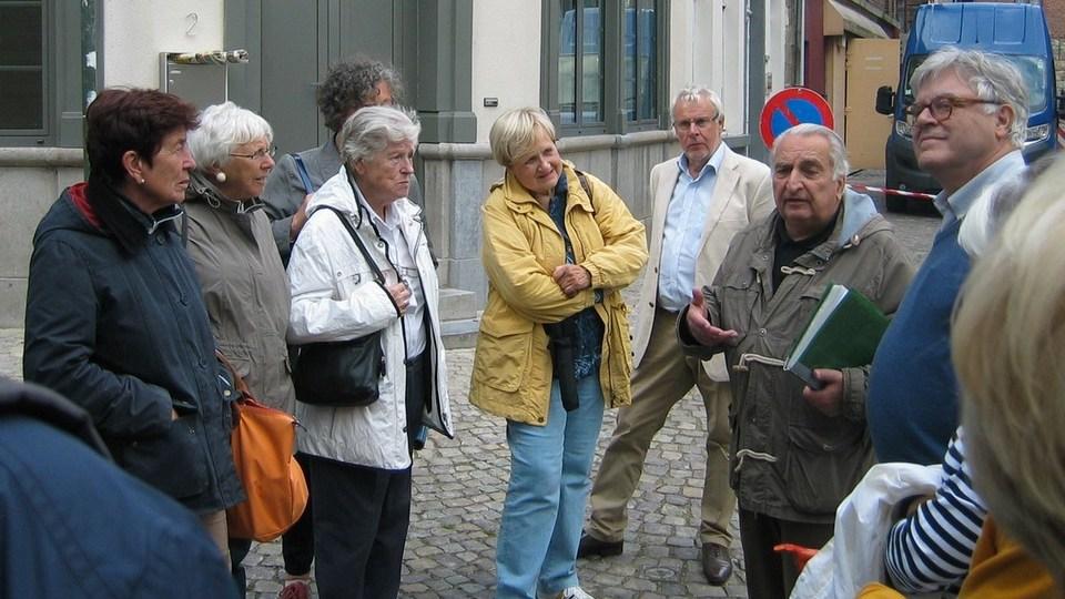 Stadswandeling foto voc kamer antwerpen verenigde oostindische compagnie - Foto van ouderlijke kamer ...