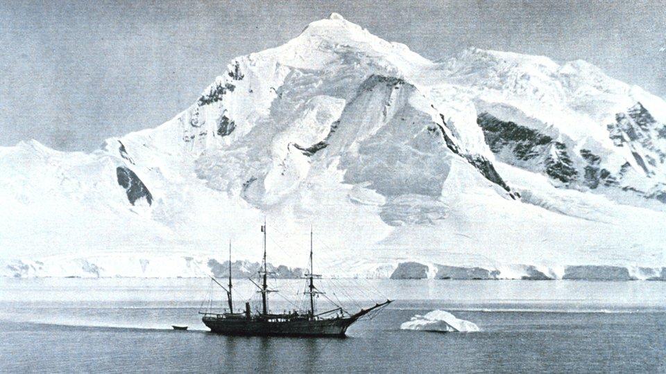 120e verjaardag vertrek Belgica-expeditie