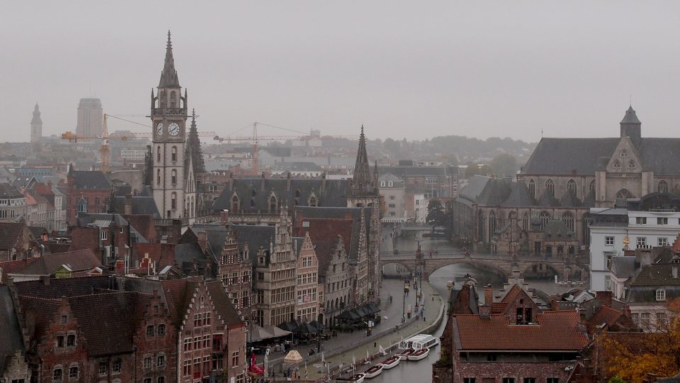 Terugblik op Verbanckwandeling in Gent