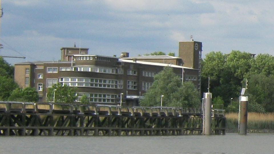 Webcam Hogere Zeevaartschool Antwerpen