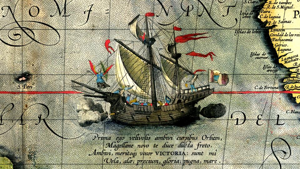 500 jaar geleden startte de reis die de wereld veranderde