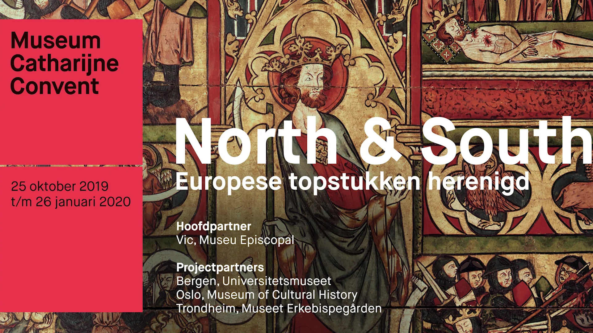 North & South. Europese topstukken herenigd