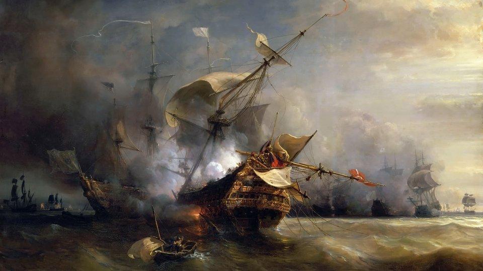 Maritieme Meesterwerken nu te zien in het Maritiem Museum Rotterdam