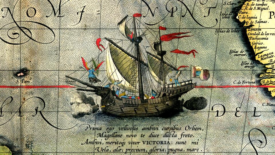 Legendarische oceaanexpedities met een 'Belgisch' tintje