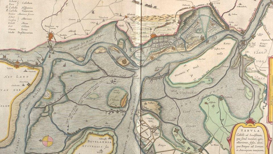 """Mercatormuseum in Sint-Niklaas toont """"mooiste atlas ter wereld"""" uit de 17e eeuw"""