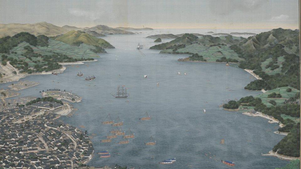 Arend Willem Feith, VOC-opperhoofd van Deshima, Japan
