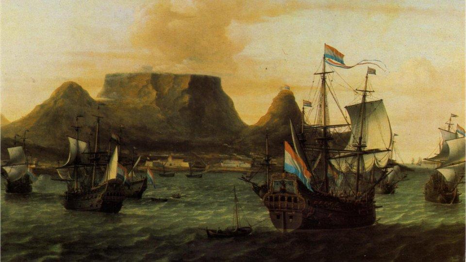 Vergaan bij de Kaap: Archeologisch onderzoek in de Tafelbaai